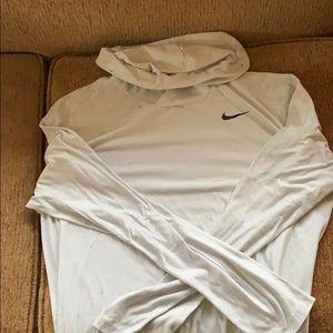 Drifit Nike light hoodie